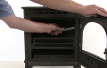 Adjusting the door hinges on your appliance