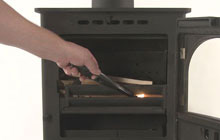 How to light your stove