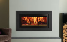 Riva Studio 2 wood burning fire